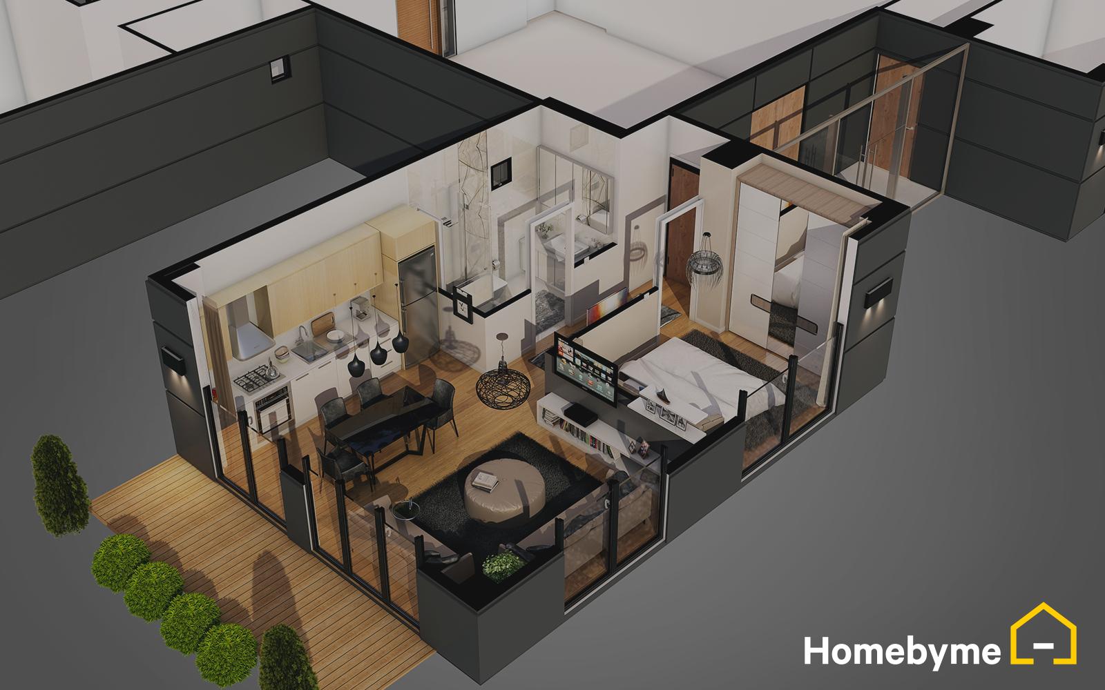 home by me changez de meubles. Black Bedroom Furniture Sets. Home Design Ideas