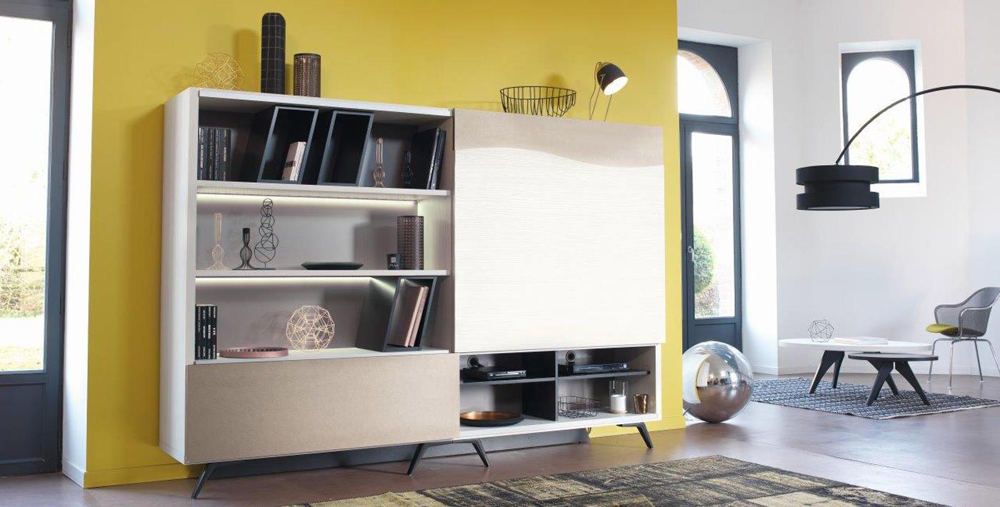 Le Style Art D Co Changez De Meubles # Meuble Tv Celio